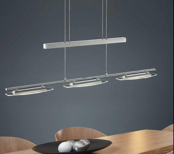 Eclairage du salon et eclairage de la salle manger - Plafonnier design pour salon ...