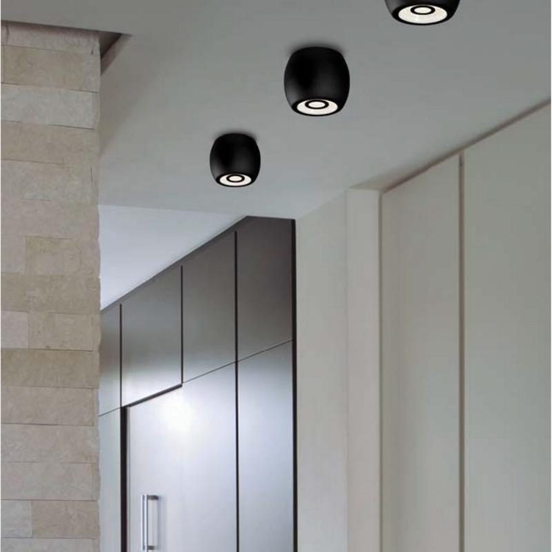 Plafonnier led design 5w clairage indirect for Plafonnier rectangulaire design