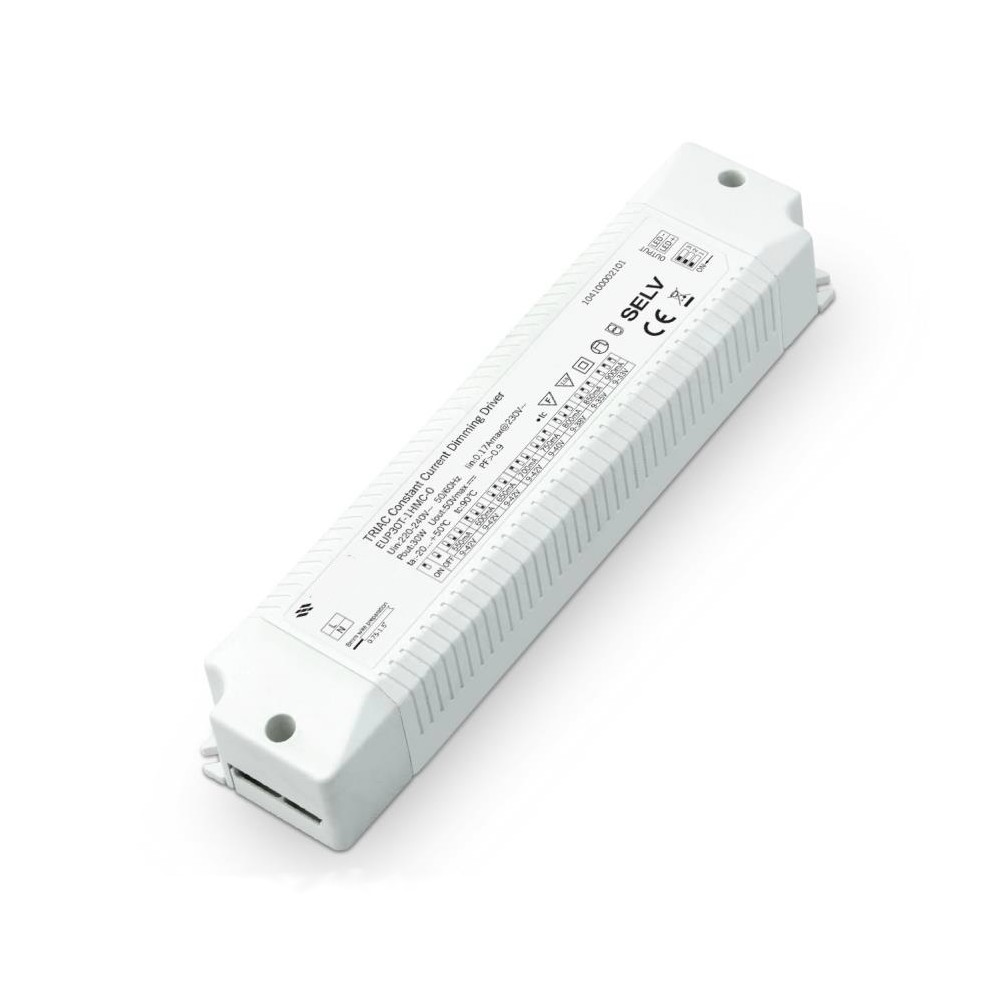 Eup30tDriver Led 30w DimmableGradation Phasetriac Multicourant De dBoeCx