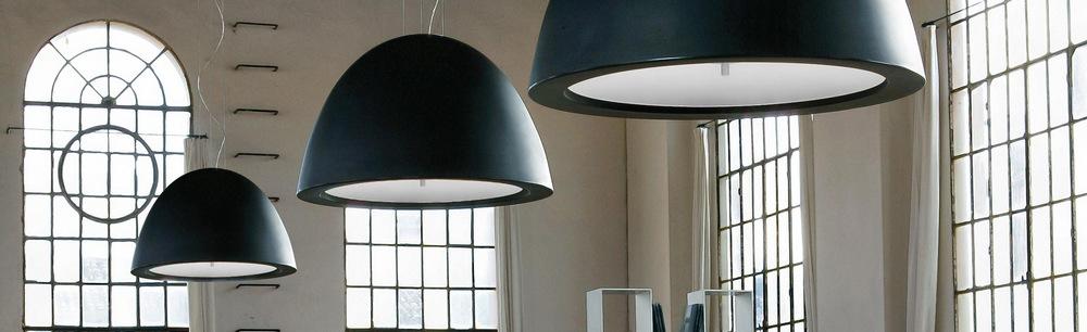 Eclairage décoratif interieur pour grands espaces