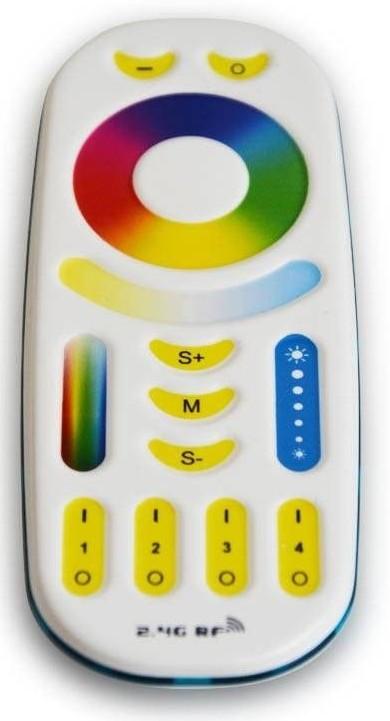 télécommande 4 zones RGB+CW+WW
