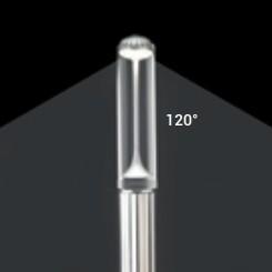 Systeme d'éclairage diffusion 120° vers le bas