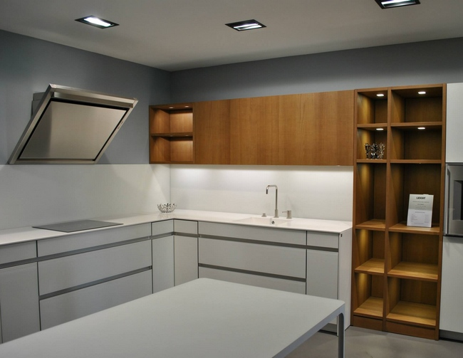 Moove appareil d 39 clairage de magasins encastr quiper de lampes iodures metallique culot - Avis cuisine leicht ...