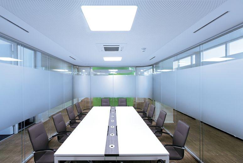 Eclairage des bureaux et des espaces de travail