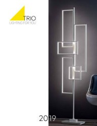 Trio lighting catalogue 2019